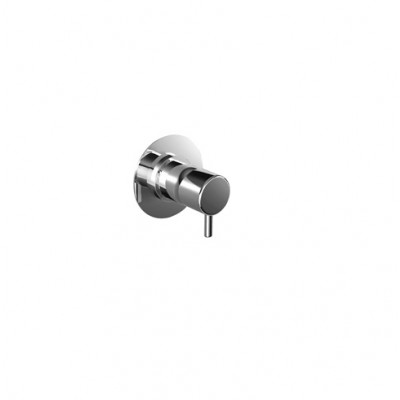 Ritmonio Reverso built-in single lever shower tap Q0BA6040CRL