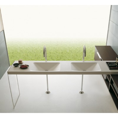 Agape Raso built-in sink ACER0810Z