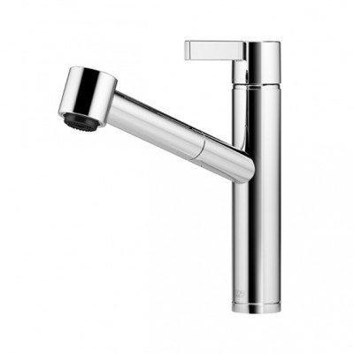 Dornbracht Pull-down kitchen single-lever tap 33 875 760-00