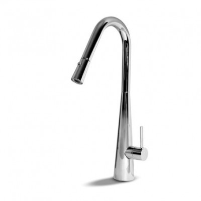 Bongio Kitchen Taps kitchen tap with extractable handshowe 32080CR00