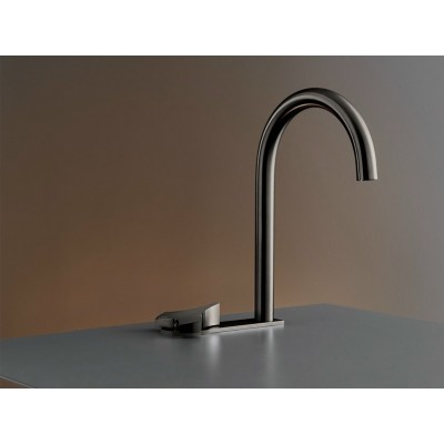 Cea Design Ziq Two-hole tap with swivelling spout ZIQ32S