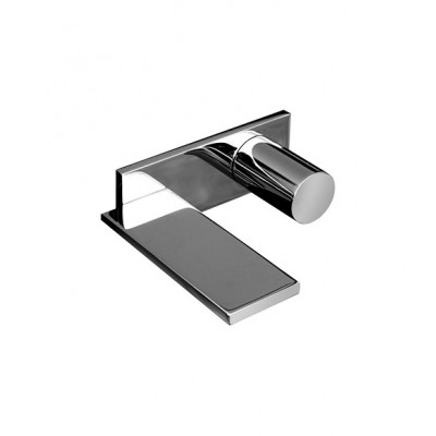 Fantini Milano wall-mounted sink tap E610B+D113A