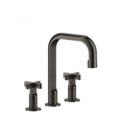Gessi Inciso Three-hole sink group 58113