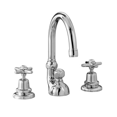 Stella Italica 3225 Mixers Three-hole washbasin mixer IT00015CR00