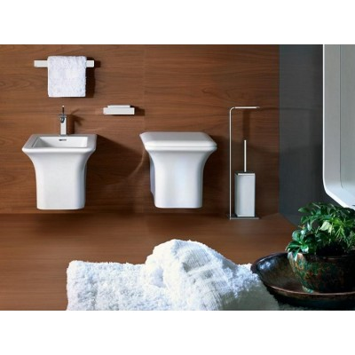 Gessi iSpa Suspended sanitary ware 42113+42115