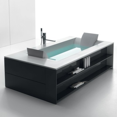 Hafro Sensual tub with frame 2SNB2S2/2SNB2D2
