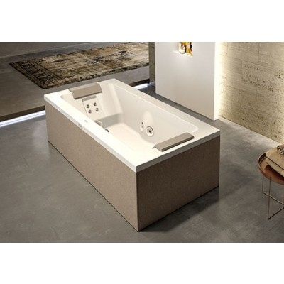 Jacuzzi Bagno Bathtubs sharp double bathtub  SHA-3001-0400