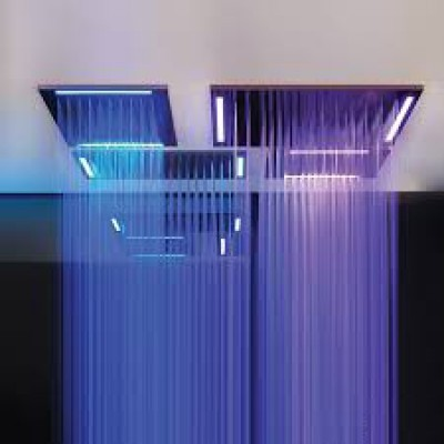 Gessi Colour Showerhead + Cover 57821+57877