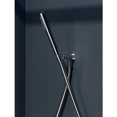 Antonio Lupi Timbro mixers hand shower with holder TB150