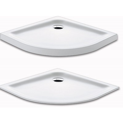 Hafro COR1AN angular shower tray with thickness 6cm 5COE9N0