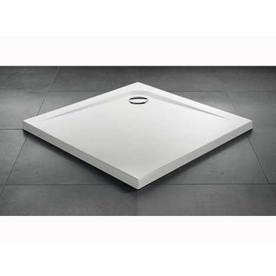 Hafro ZEROQUATTRO squared shower tray 5ZQB7N0