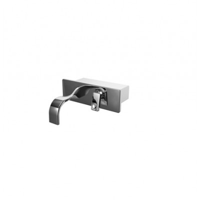 Ritmonio Nastro external Single lever bath Mixer U0BA8030CRL