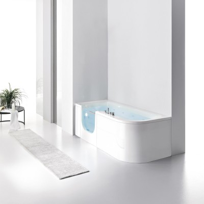 Hafro For All Hydromassage Tub Built-in 2FLA1S6