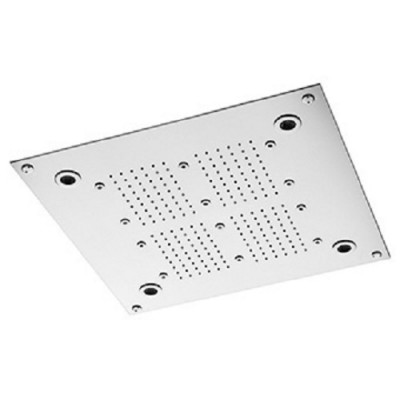 Zucchetti Shower Plus ceiling mounted multifunction system Z94231