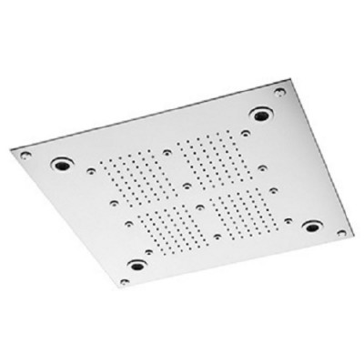 Zucchetti Shower Plus ceiling mounted multifunction system Z94233