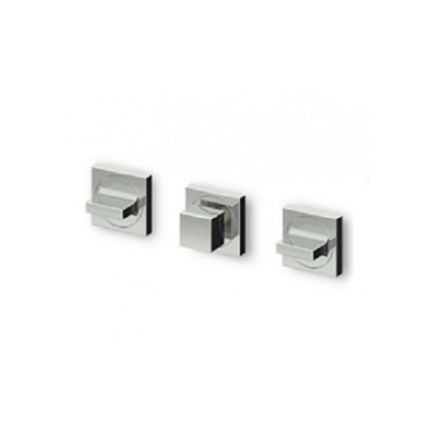 Zucchetti Aguablu 3 hole built-in bath-shower tap ZA5695+R99508