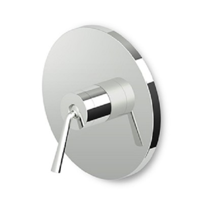 Zucchetti Isyfresh built-in single lever bath-shower mixer ZP2090+R97800