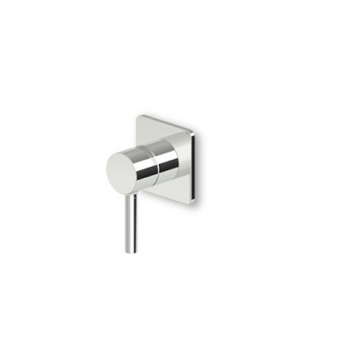 Zucchetti Pan Built-in single lever shower tap ZP6126+R99499