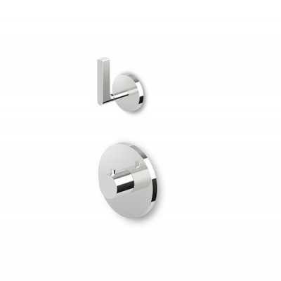 "Zucchetti Simply Beautiful 3/4"" built-in thermostatic shower tap ZSB5077+R99630"