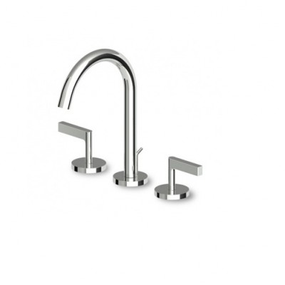 Zucchetti Simply Beautiful 3 hole basin tap ZSB5412