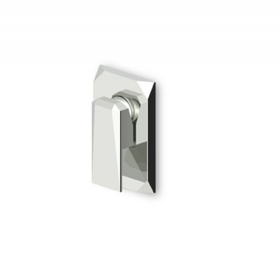 Zucchetti Wosh built-in single lever shower mixer ZW1624+R99613