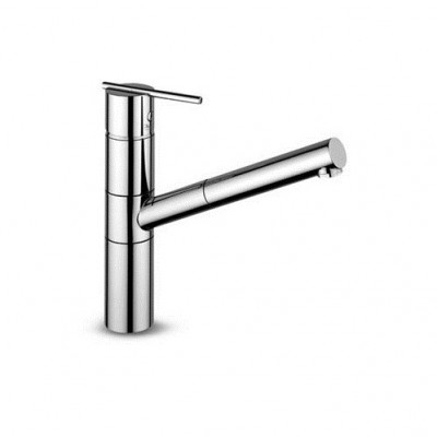 Zucchetti Cucina Mixers single lever sink tap ZX3355