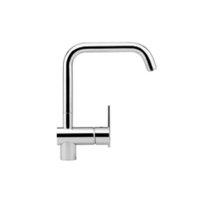 Zucchetti Kitchen  single lever sink spin tap ZX3375
