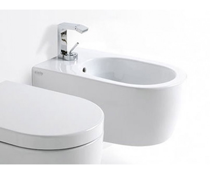 Cielo Smile NEW Suspended Bidet SMBSNW