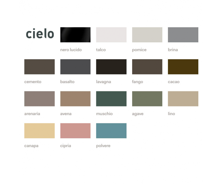 Cielo Smile NEW Suspended WC SMVSNW