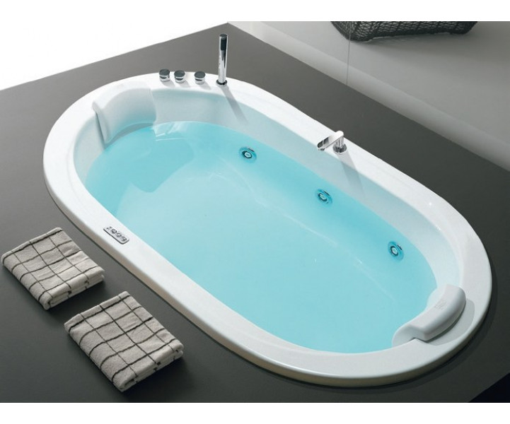 Hafro Oasy Tub with Frame 2OAA1N2