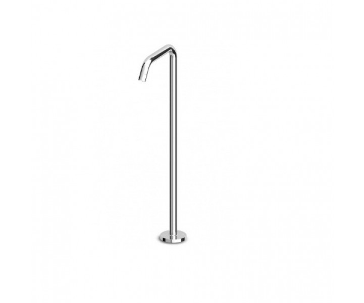 Zucchetti Isystick Freestanding Spout + Recessed Part Z92032+R99672